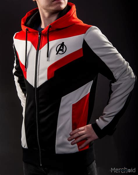 Jaket Hoodie Sony By Merch endgame advanced tech s quantum hoodie