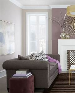 Colors That Go With Lavender Walls Purple And Gray Bedroom