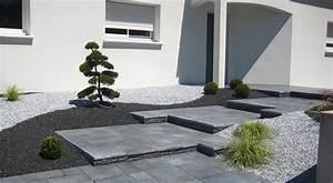 o39xygen paysagiste en vendee createur de paysages en With exceptional idee allee de maison 3 realisations jardins de vendee
