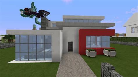 Minecraft Modernes Haus Samstag
