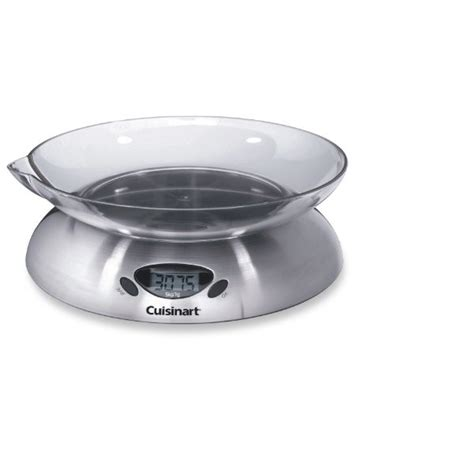 balance de cuisine inox balance de cuisine compacte inox cuisinart balances et
