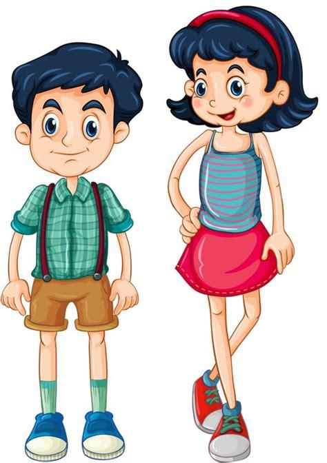 personnages illustration individu personne gens