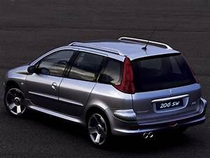 206 Sw Fiche Technique : peugeot 206 sw les concept cars peugeot ~ Maxctalentgroup.com Avis de Voitures