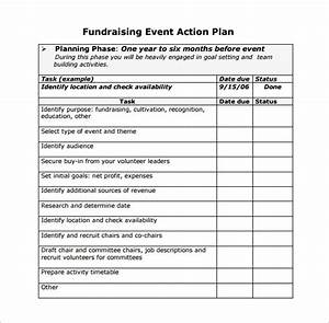 non profit fundraising event planning checklist With documents 5 online download