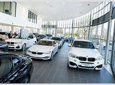 Specialist Cars Ltd BMW & Mini Showroom Luton McDowall