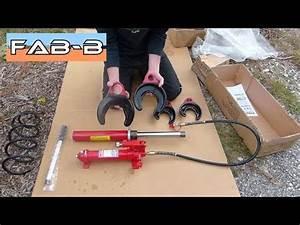 Compresseur Ressort Amortisseur Oscaro : test d 39 un compresseur de ressort hydraulique de chez mecatechnic youtube ~ Maxctalentgroup.com Avis de Voitures