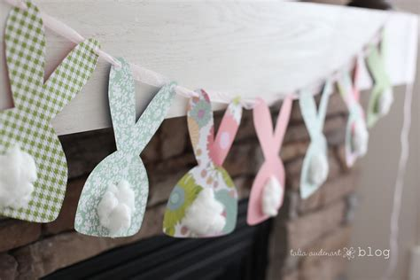 12 Diy Spring & Easter Home Decorating Ideas