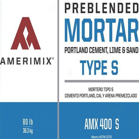 amerimix mortar type s amerimix gray mortar mix dallas masonry and hardscape supply