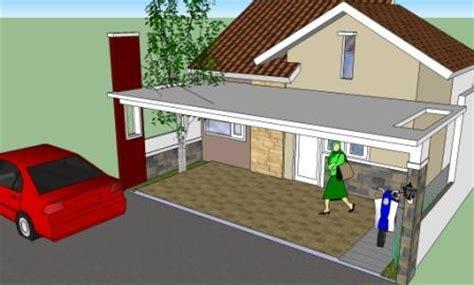 Renovasi Muka Rumah Dengan Cara Hemat   Eramuslim