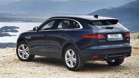 Jaguar Fpace 2018 Estreia Novo Motor 20 A Gasolina De