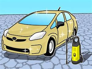 How To Wash Your Car With A Pressure Washer  8 Steps