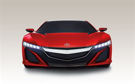 Acura Nsx Headlights Wallpaper by 2015 Acura Nsx Wallpaper 2019 Car Reviews Prices And Specs