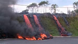 Hawaii Lava Flow Closes In On Pahoa Transfer Station