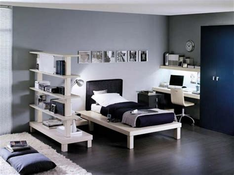 Bedroom: Contemporary Boy Bedroom Furniture Set Ideas With