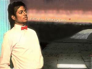 Billie jean Wallpaper By Me :) - Michael Jackson Wallpaper ...