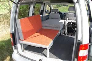 2er sofa reimo vw caddy c das mini wohnmobil weitere bilder