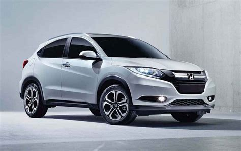 2019 Honda Hrv Turbo, Changes, Price, Redesign Car