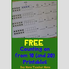 21 Best Kcc2 Count Forward Beginning From A Given # Images On Pinterest  Math Centers