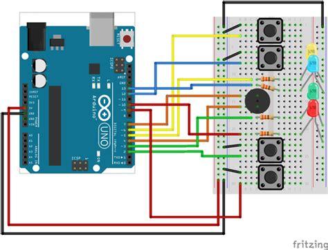 application  simulate arduino