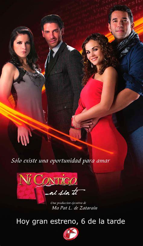 Canciones Temas De Ni Contigo Ni Sin Ti  Telenovela Tv Series