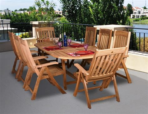 design center teak indonesian patio outdoor