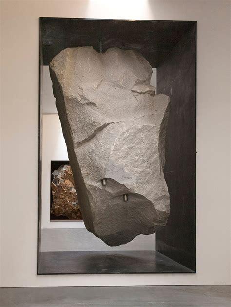 michael heizer early paintings altars  granite