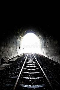 Railway Tunnel In Thailand Stock Photo  Image Of Modern