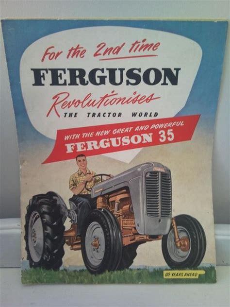 16 Best Ideas About Massey Ferguson 35 On Pinterest  Cars