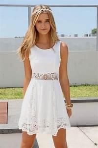 white dress tumblr outfit Naf Dresses