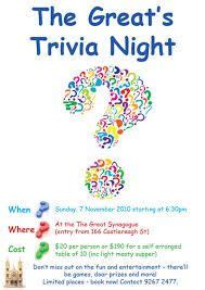 trivia night flyer templates quiz night poster template free google search cenny