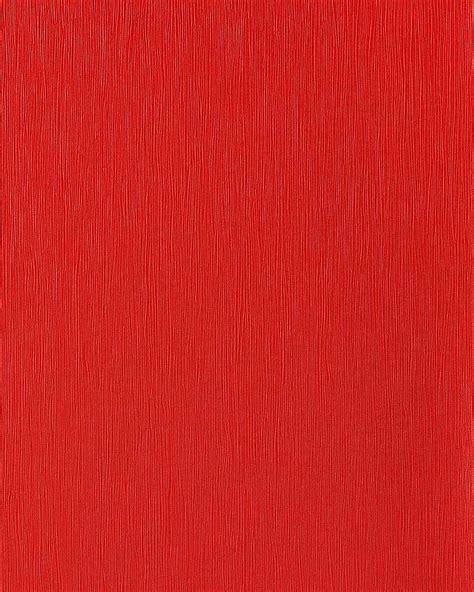 edem 118 24 carta da parati monocolore moderno rosso