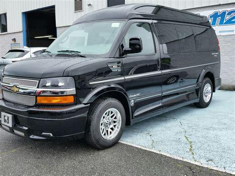 New Conversion Vans