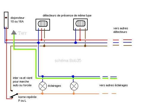 interrupteur detecteur de mouvement exterieur 5 brancher interrupteur 224 voyant legrand