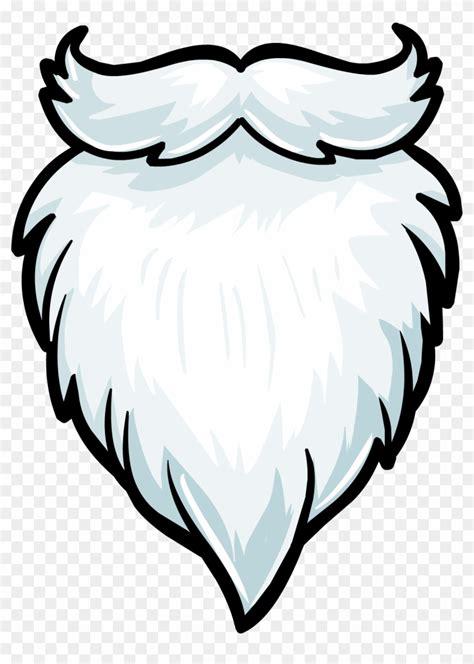 Beard Clip Santa Beard Clipart Beard Clipart Free Transparent Png