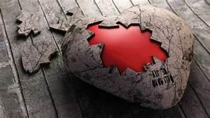 Broken Heart Love Pictures HD Wallpaper of Love ...