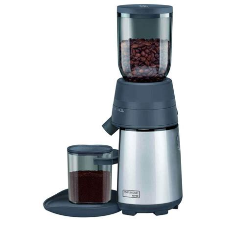 220V Electric Coffee Grinder; Conical WELHOME ZD 12 Bean