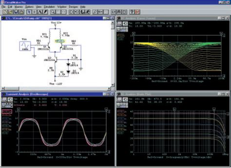 Electronic Circuit Simulation Wikipedia