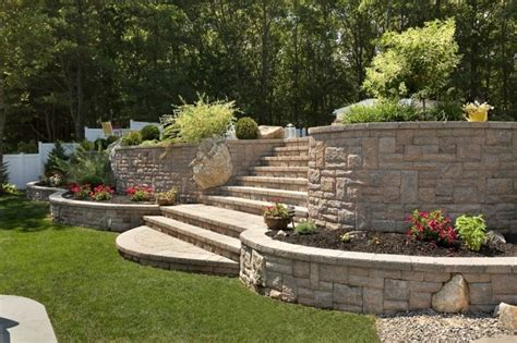 steps for landscaping a yard 1000 images about steps for backyard hill on pinterest lighting design decks and backyards