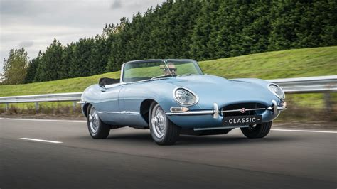 The Electric Jaguar E-type Zero Is The World's Most