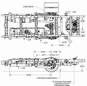 Chevy  Gmc G3500  4500 Suspension For Buses