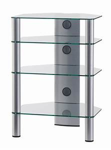 Tv Hifi Rack : meuble hifi sonorous rx2140 c slv meuble tv hifi suisse ~ Michelbontemps.com Haus und Dekorationen
