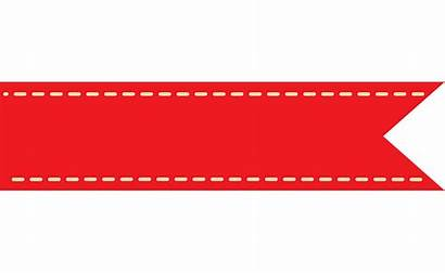 Banner Ribbon Clipart Transparent Background Vector Title