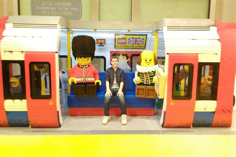 the world s largest lego store has just opened in london