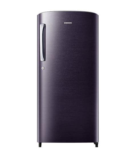samsung door fridge samsung 192 ltr 4 rr19j2784ut single door