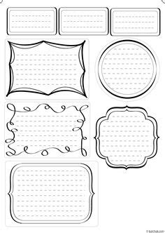 captions images journal cards  printables