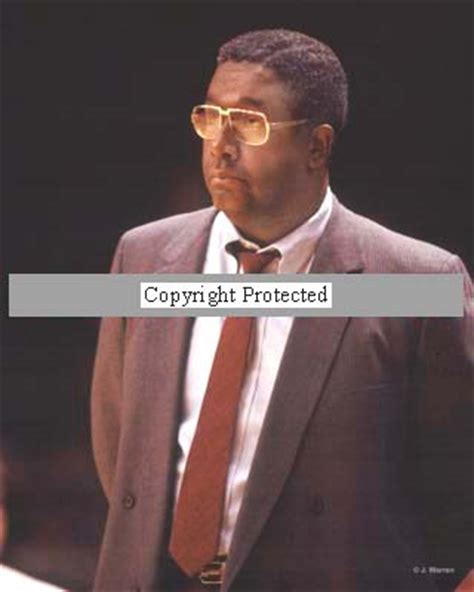 coach john thompson georgetown university hoyas photo