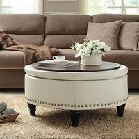 coffee table ottoman Furniture : Beautiful Coffee Table Ottoman Sets For Living Room - ottoman cocktail table, reef ...