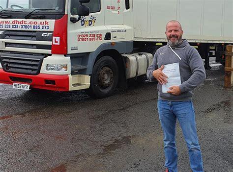 B + E Trailer Training | Dave Hughes Driver Training