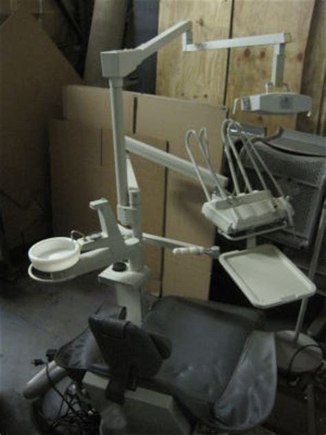 used forest 6000 dental chair for sale dotmed listing