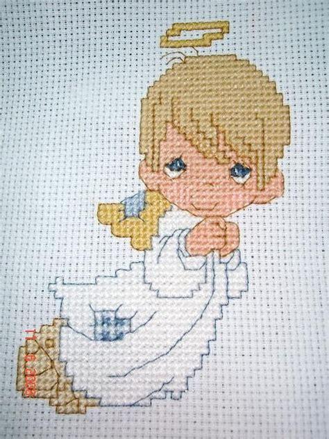 angel cross stitch patterns download Cross Stitch Baby